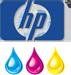 HP INKJET COLOUR